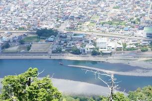 長良川の写真素材 [FYI00091601]