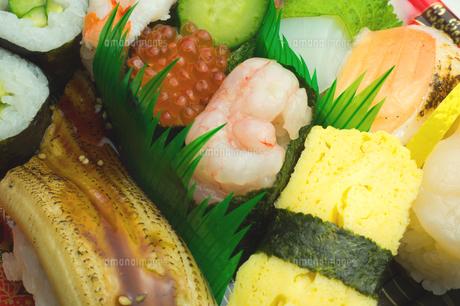 寿司の写真素材 [FYI00091782]