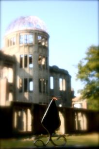 原爆ドームの写真素材 [FYI00092197]