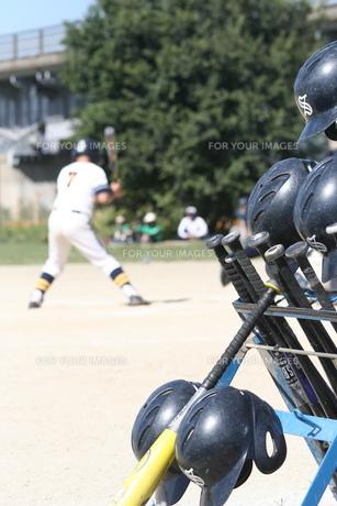 野球の素材 [FYI00092204]