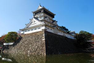 小倉城の写真素材 [FYI00092302]