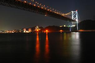 関門海峡の写真素材 [FYI00092305]