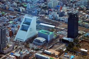 中野駅北側から民身方面の撮影の写真素材 [FYI00092311]