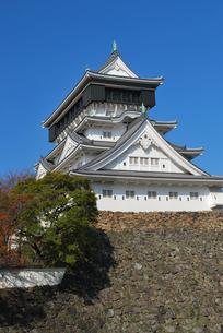 小倉城の写真素材 [FYI00092351]