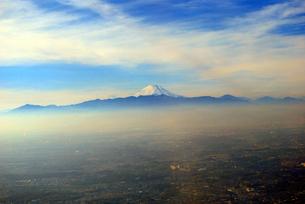 富士山遠望の写真素材 [FYI00092362]