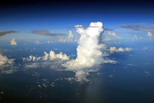 入道雲の写真素材 [FYI00092364]
