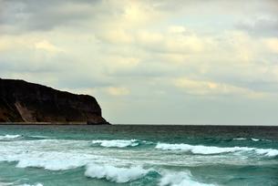 新島東海岸の写真素材 [FYI00092367]