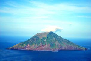 八丈小島の写真素材 [FYI00092371]