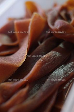かんぴょうの煮物の素材 [FYI00092409]