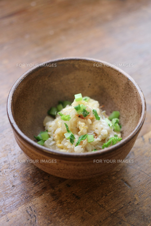 桜海老の雑炊の素材 [FYI00092438]