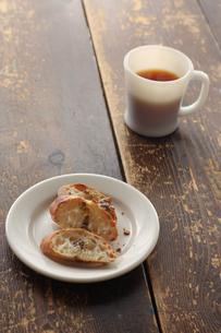 パンとコーヒーの素材 [FYI00092467]