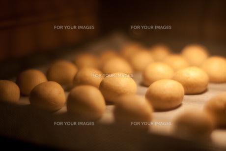 スノーボールクッキー、オーブンの素材 [FYI00092482]