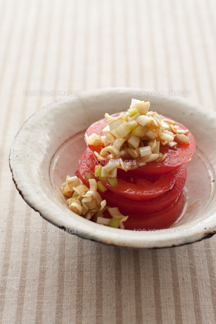 トマトのサラダの素材 [FYI00092513]