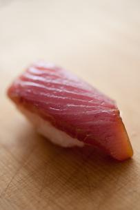 マグロ寿司の素材 [FYI00092539]
