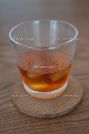 冷たいお茶の素材 [FYI00092558]