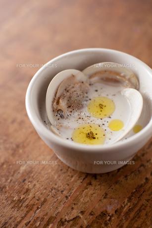ハマグリのスープの素材 [FYI00092573]