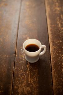 ブラックコーヒーの素材 [FYI00092574]