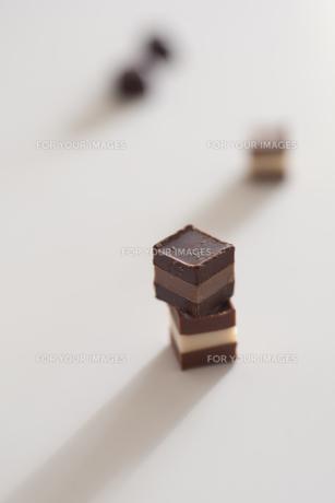 チョコレートの素材 [FYI00092585]