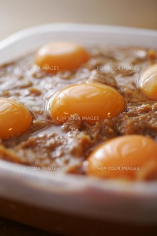 卵黄の味噌漬けの素材 [FYI00092603]