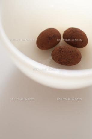 チョコレートの素材 [FYI00092606]