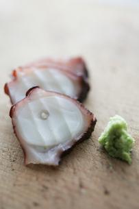 蛸の刺身の素材 [FYI00092614]