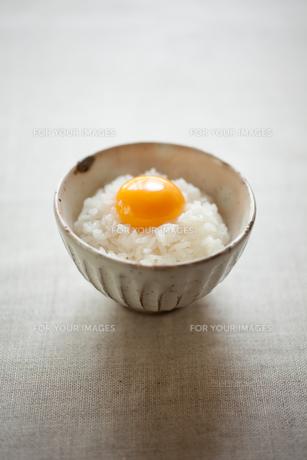 卵掛けごはんの素材 [FYI00092714]