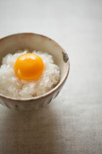 卵掛けごはんの素材 [FYI00092727]