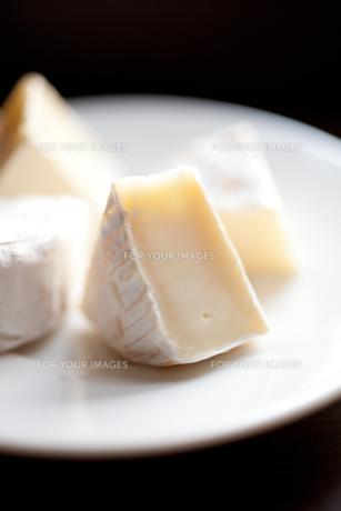 カマンベールチーズの素材 [FYI00092770]