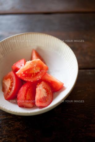 冷やしトマトの素材 [FYI00092771]