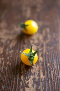 黄色いフルーツトマトの素材 [FYI00092851]