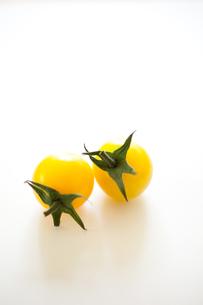 黄色いフルーツトマトの素材 [FYI00092886]
