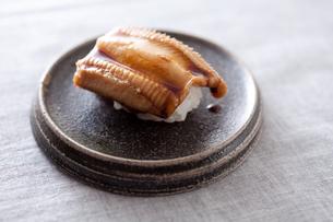 アナゴ握り寿司の素材 [FYI00093070]