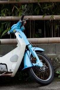 オートバイの素材 [FYI00093113]
