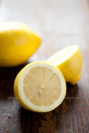 国産レモンの素材 [FYI00093117]