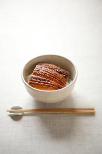 鰻丼の写真素材 [FYI00093245]