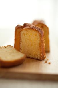 パウンドケーキの素材 [FYI00093298]