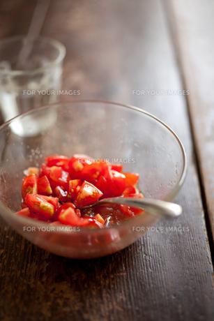 ミニトマトのサラダの素材 [FYI00093302]
