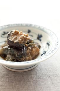 茄子味噌炒めの写真素材 [FYI00093307]