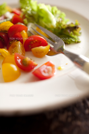 ミニトマトのサラダの素材 [FYI00093311]