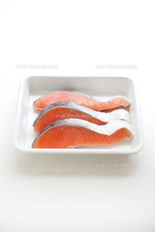 塩鮭素材イメージの素材 [FYI00093328]