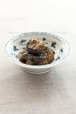 茄子味噌炒めの素材 [FYI00093330]