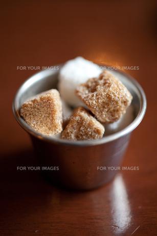 角砂糖の素材 [FYI00093339]