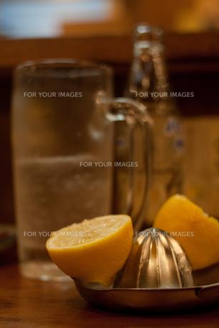 レモンサワーの素材 [FYI00093368]