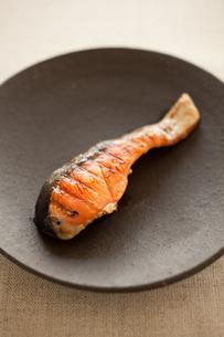 塩鮭の写真素材 [FYI00093374]