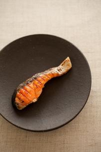 塩鮭の写真素材 [FYI00093378]