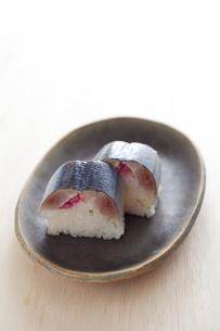 サンマの棒寿司の素材 [FYI00093451]