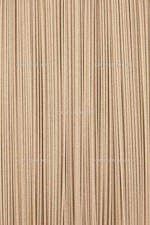 蕎麦乾麺素材の素材 [FYI00093460]