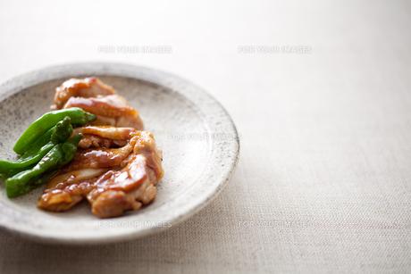 鶏の照り焼きの素材 [FYI00093515]