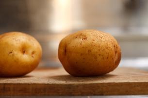 ジャガイモの素材 [FYI00093737]