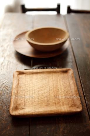 木の器たちの素材 [FYI00093826]
